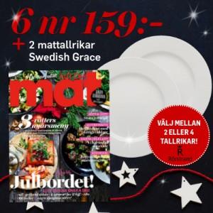Prova Allt Om Mat - Sveriges största mattidning!