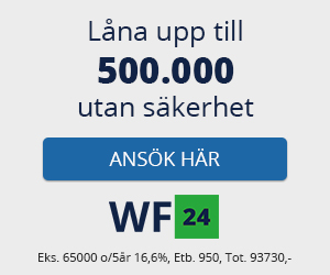 Bäst lån 2019 lana-upp-till-500-000-kr